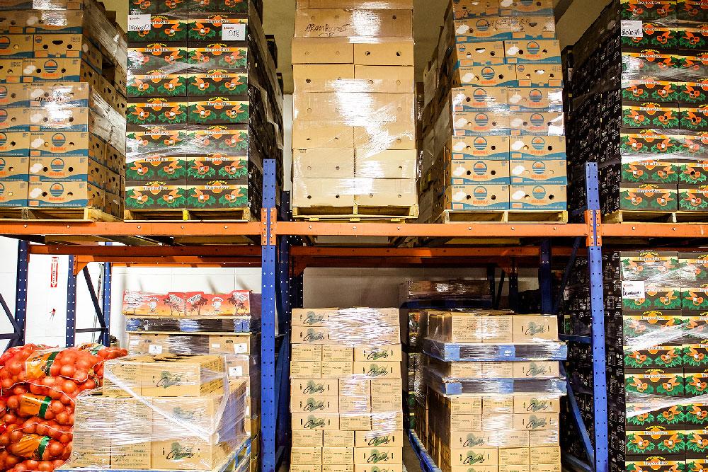 Produce Distribution